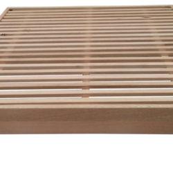 All Hardwood Stockholm Bed Base 1