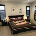 Black Oriental Bed Base - Customer's Photo