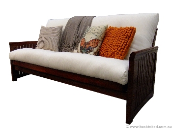 Futon sofa beds futon sofa beds back to bed melbourne for Buy futon mattress melbourne