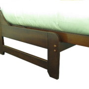 futon sofa bed accica end flat