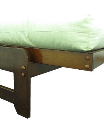 Accica Bi fold Futon Sofa Bed backtobed