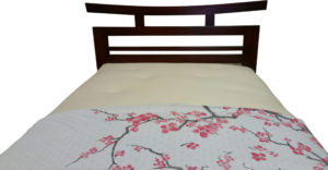 Emperor Bed Base 2 (1) - Dark Cedar