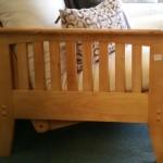 Juno Futon Sofa Bed Arm