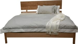 King size Amelia Bed Base with Headboard