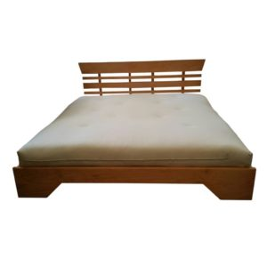 Oriental Bed Base - Queen Size