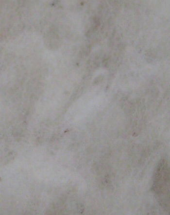 Pure Carded Australian Cotton (layered as a batt)