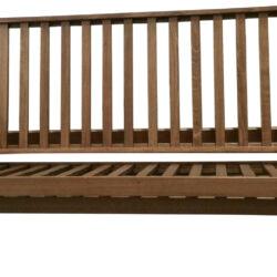 Sendai Futon Sofa Bed without Futon Mattress