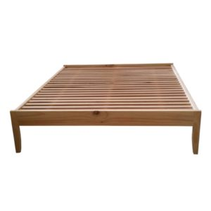 Malmo Bed Base - High - Tapered Foot Option - Queen size