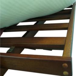 futon sofa bed accica slats