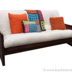 futon sofa bed milan