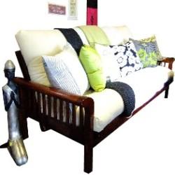 futon sofa bed provincial 3