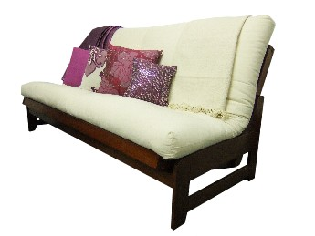 Groovy Accica Bi Fold Futon Sofa Bed Caraccident5 Cool Chair Designs And Ideas Caraccident5Info